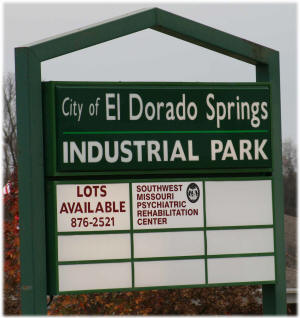El Dorado Springs Industrial Park photo